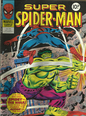 Super Spider-Man #299, the Hulk