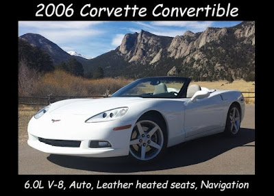 Pre-Owned Corvettes at Purifoy Chevrolet