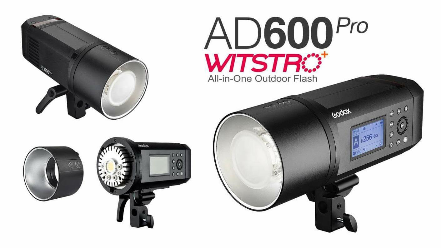 Аккумуляторный моноблок Godox Witstro AD600 Pro