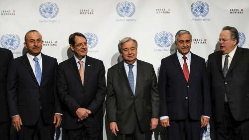 Το Κυπριακό δεν λύνεται