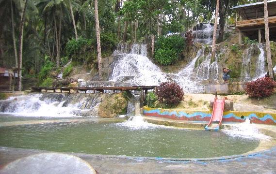 Gambar Aek Sijornih Sumatera Utara