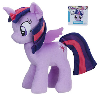 My Little Pony Twilight Sparkle 12 Inch Cuddly Plush