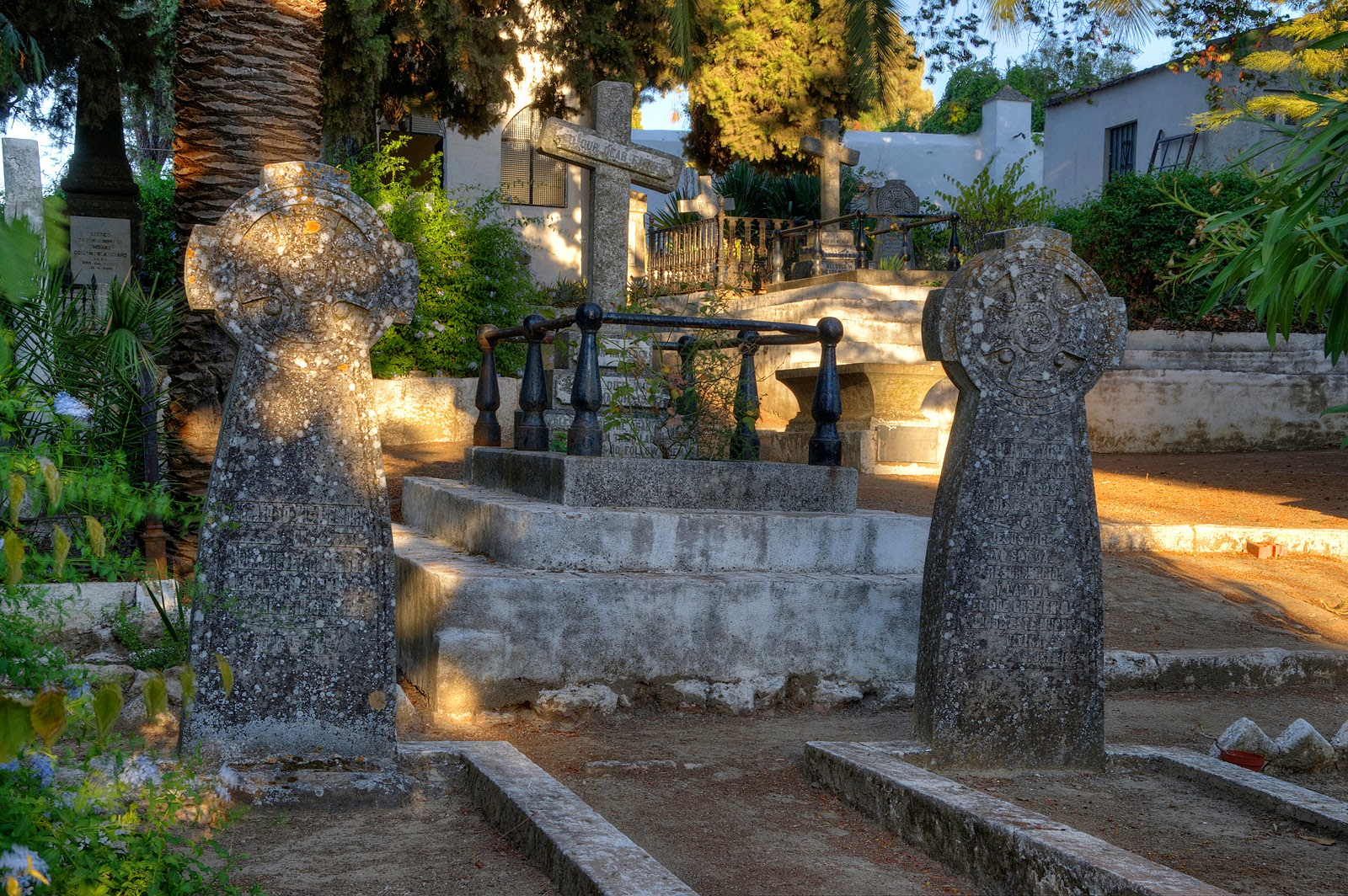 English Cemetery in Linares, Spain