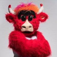 Benny the Bull, the Chicago Bulls mascot