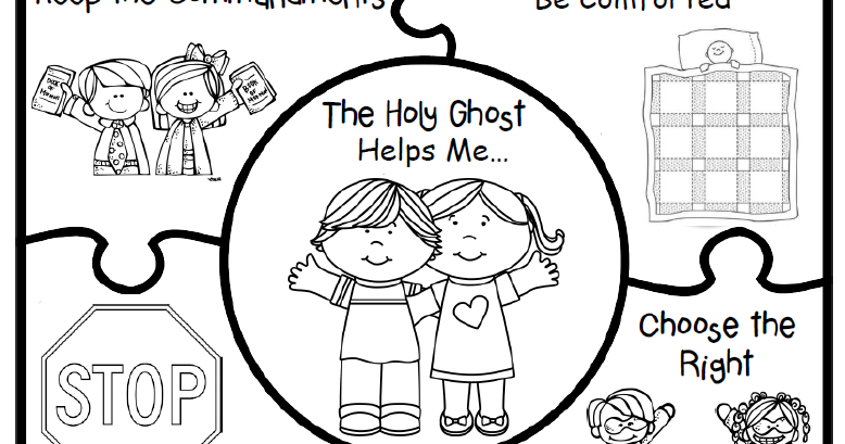 Tender Mercies Along the Journey Lesson 26 The Holy Ghost Can Help Us