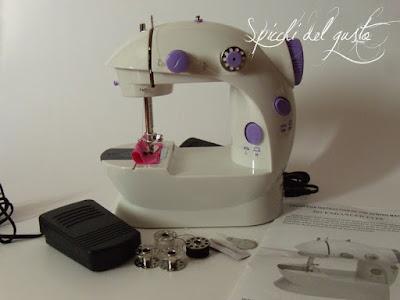 macchina per cucire portatile