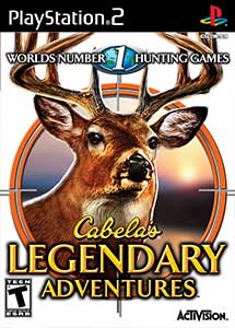 Cabela's Legendary Adventures PS2 ISO [Ntsc] [MG-MF]