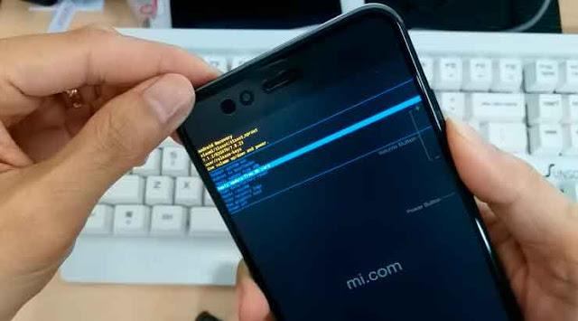 Quitar la contraseña y/o patrón de un Xiaomi Mi A1