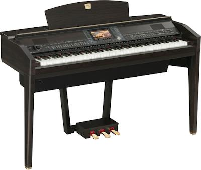 Đàn Piano Điện Yamaha CVP-509 hiện nay giá bao nhiêu 1 cây