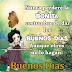 Buenos Días - Nunca perderé la  bonita  costumbre de dar los  Buenos Días