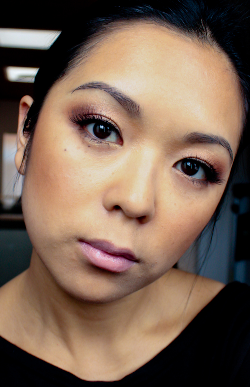 Makeup By Ti: Bronze Beauty Look Inspired By Youtube Guru