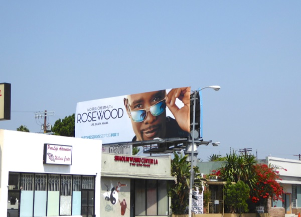 Rosewood season 1 billboard