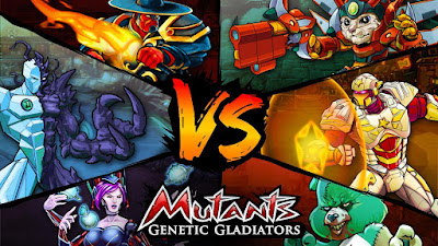 Mutants: Genetic Gladiators Apk for Android