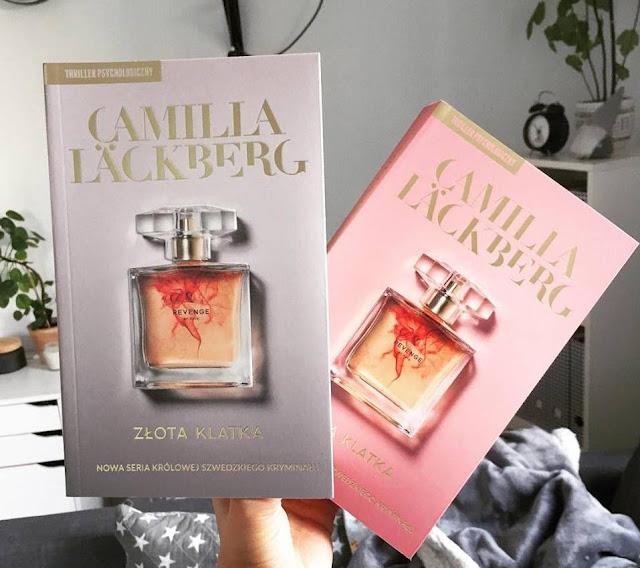 Złota klatka - Camilla Läckberg