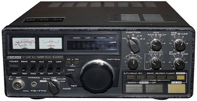 Kenwood Trio TS-770