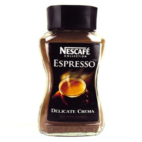 Sandrelle: Kohvisoovitus: Nescafe Espresso Delicate Crema