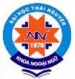 khoa ngoai ngu truong dai hoc thai nguyen