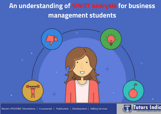 An Understanding Of SWOT Analysis For Business Management Students