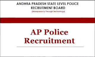 AP Police Recruitment 2018 for SI and Constable