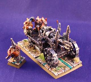 Dr. Willett's Workshop: Chaos Dwarf Death Shrieker