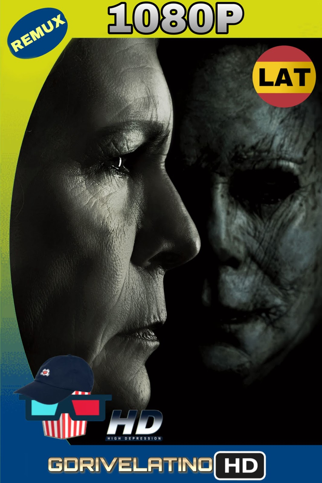 Halloween (2018) REMUX 1080p (Latino – Inglés) MKV