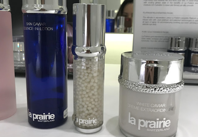 La Prairie White Caviar Facial Treatment