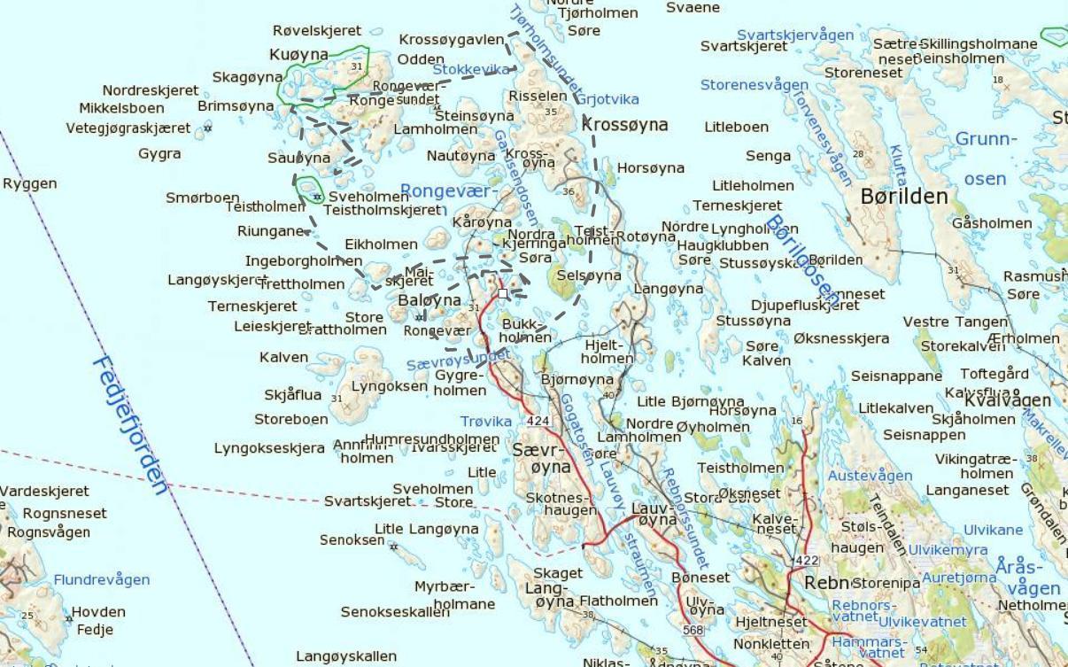 austrheim kart Lene sin!: Rongevær   Austrheim austrheim kart
