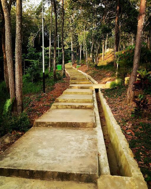 Taman Gunung Sari @uniqisha