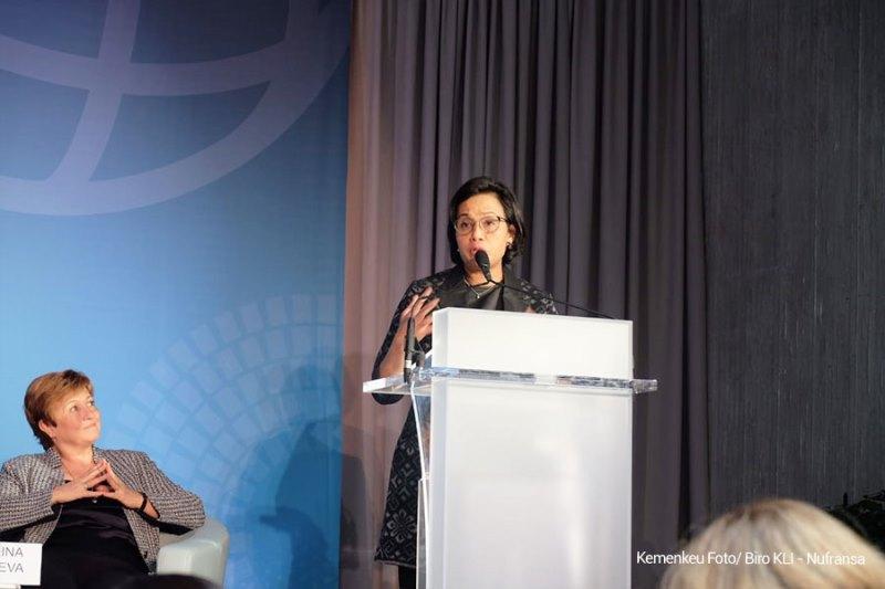 Sri Mulyani: Ini Cara Kreatif Indonesia Mendanai SDGs