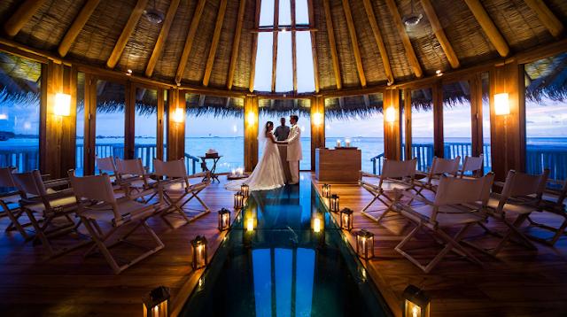 Gili Lankanfushi Maldives es el hotel de lujo perfecto para casarse rodeado de sol y arena - Foto: www.holidayguru.es