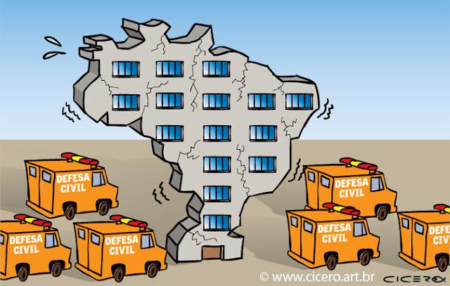Resultado de imagem para DEFESA CIVIL CHARGE