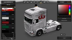 Polska Walczaca Skin for Scania RJL