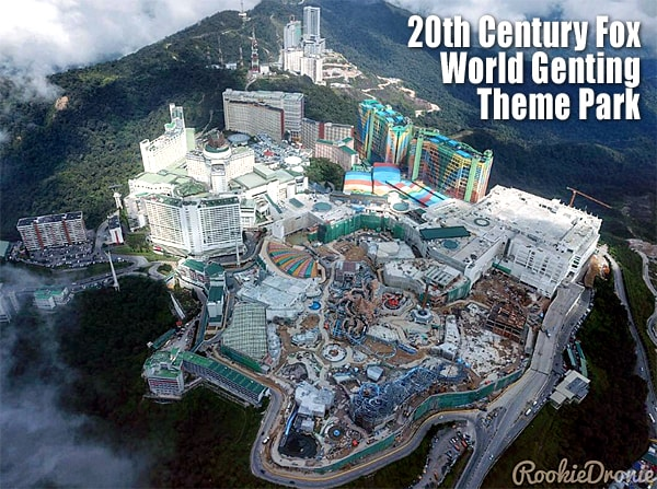 Opening of 20th Century Fox World Theme Park Malaysia