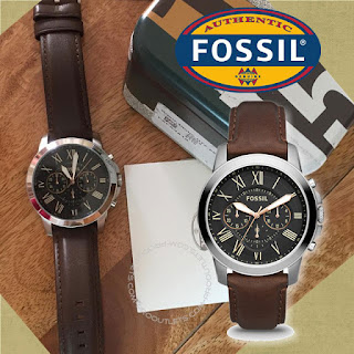jam tangan original fossil fs4813