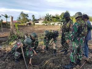 Puluhan Munisi Kaliber 7,62 mm Ditemukan Petani di Jayapura