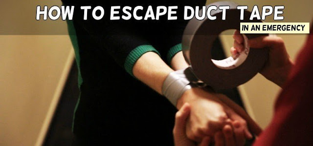 How to Escape Duct Tape