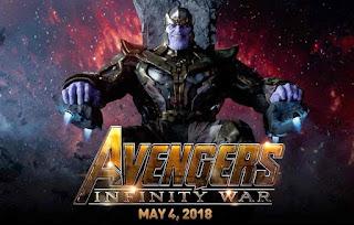 rilis film 2018 Avenger Infinity War