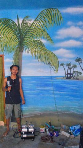 jasa mural diding terbaik