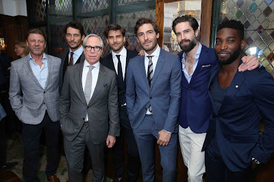 Tommy hilfiger, Rafael Nadal, LCM, London Collections, spring 2016, menswear, moda masculina, TH Flex, Tommy Hilfiger Tailored, Suits and Shirts,