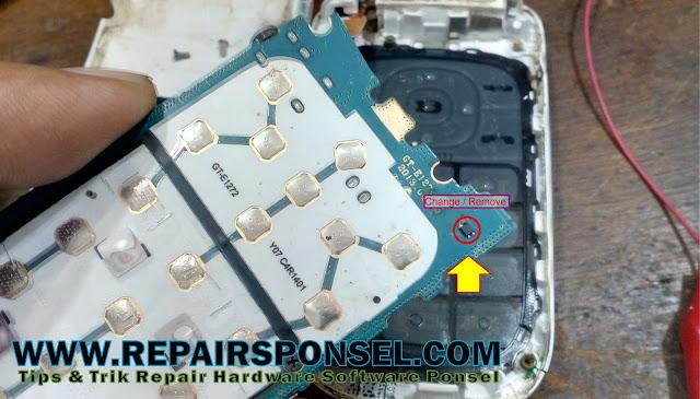 Solusi Samsung E1272 Setelah Dilipat Layar Tidak Nyala