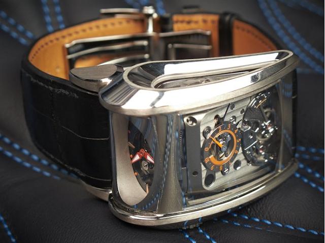 Bugatti 372 Parmigiani Super Sport Watch