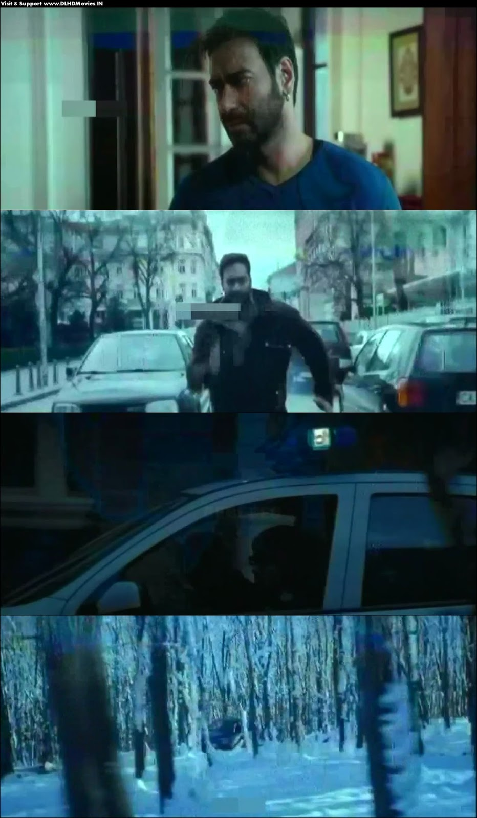 Shivaay Movie Screenshot