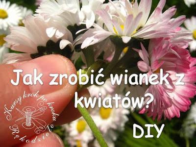 Lawendowa pałka, czyli fusetka – DIY