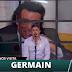 GERMAIN - ( HIJO DE SEBASTIAN ) EL 12 TV. LE CANTA UN TEMA A SU PADRE - 2017