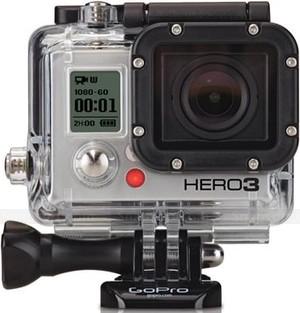 Spesifikasi GoPro Hero 3 - OmahDrones