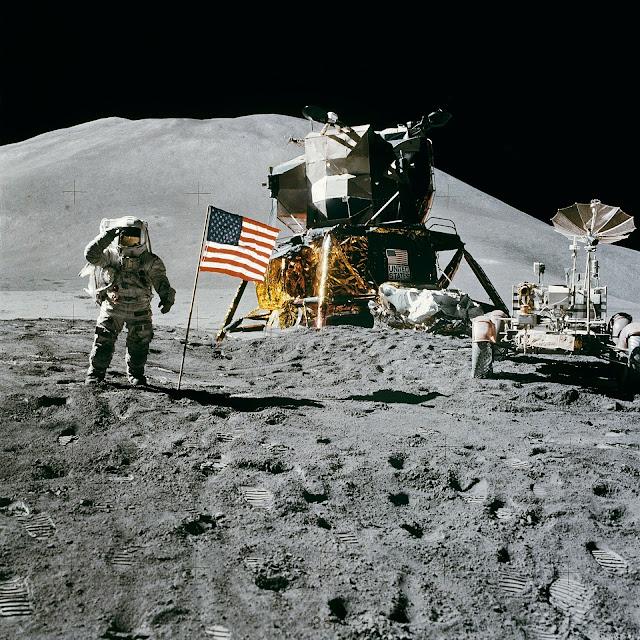 A Glimpse on NASA | Be Curious