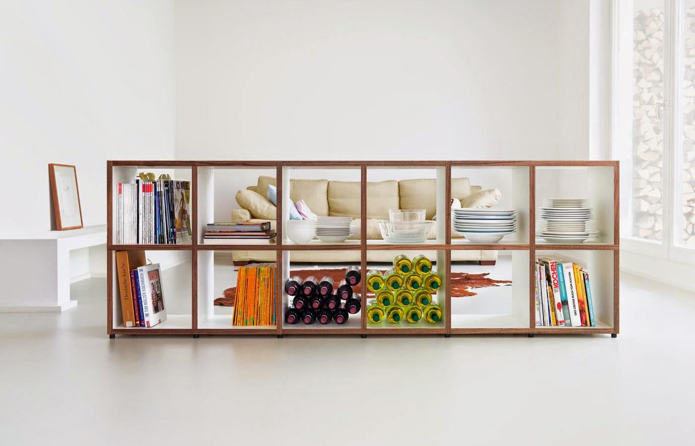 regalsysteme f r ordnung in haus und keller allegretta. Black Bedroom Furniture Sets. Home Design Ideas