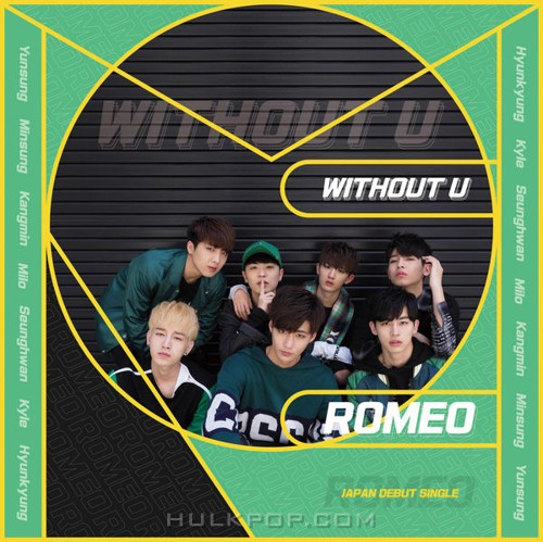 ROMEO – Without U – EP -Japanese Ver.-(ITUNES MATCH AAC M4A)