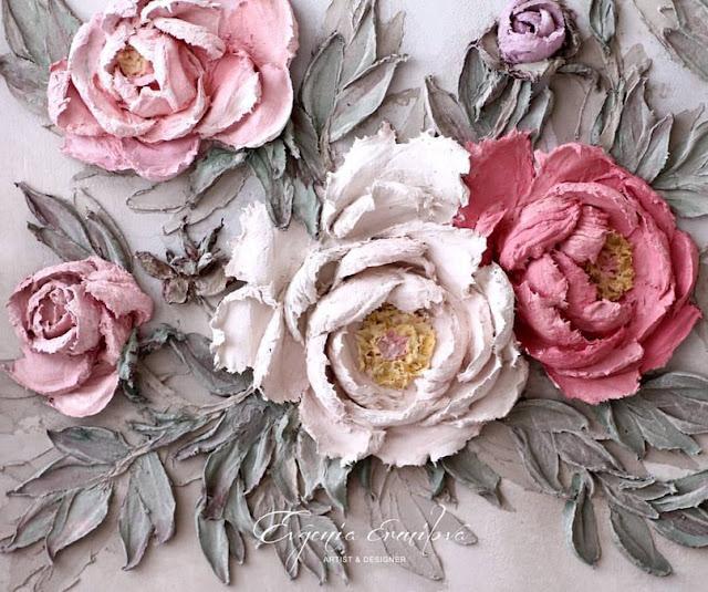 Insta love – Evgenia Ermilova: Master at Sculpture Painting