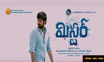 Mister Telugu Movie Teaser
